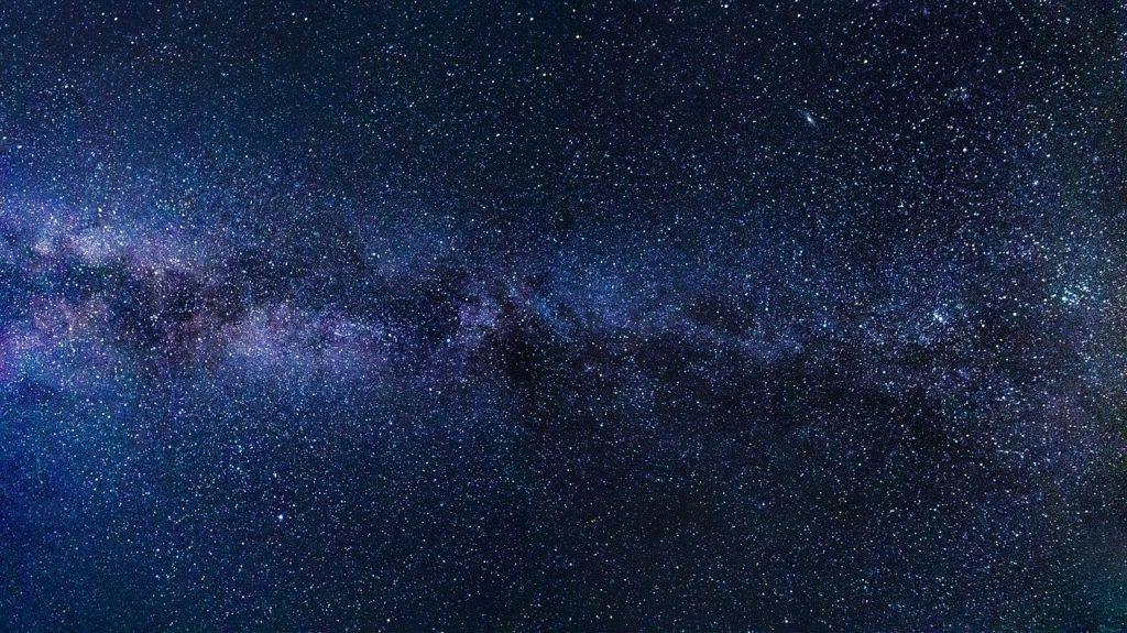 milky way, starry sky, night sky